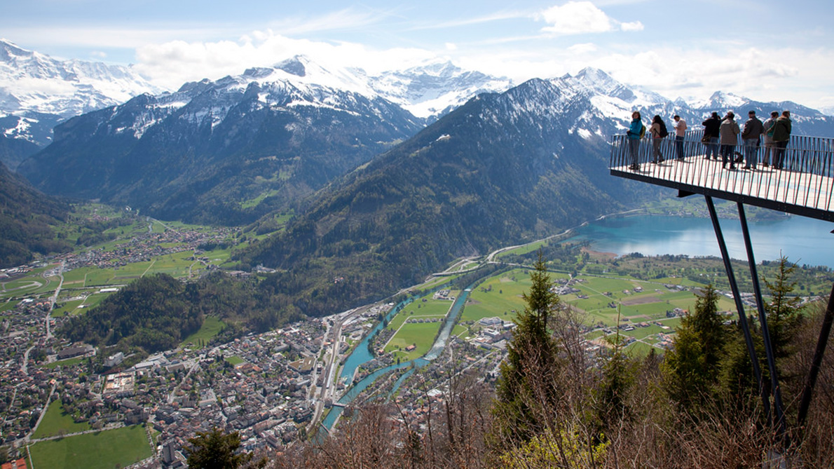 Harder Kulm Interlaken Attractions Things To Do